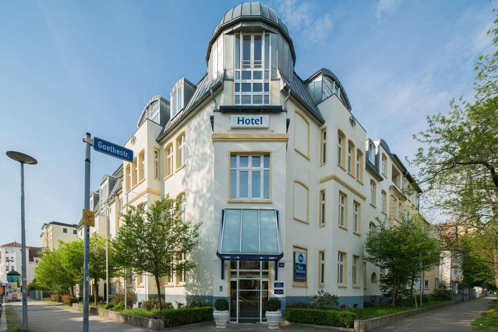 Best Western Hotel Geheimer Rat - Facciata dell'albergo