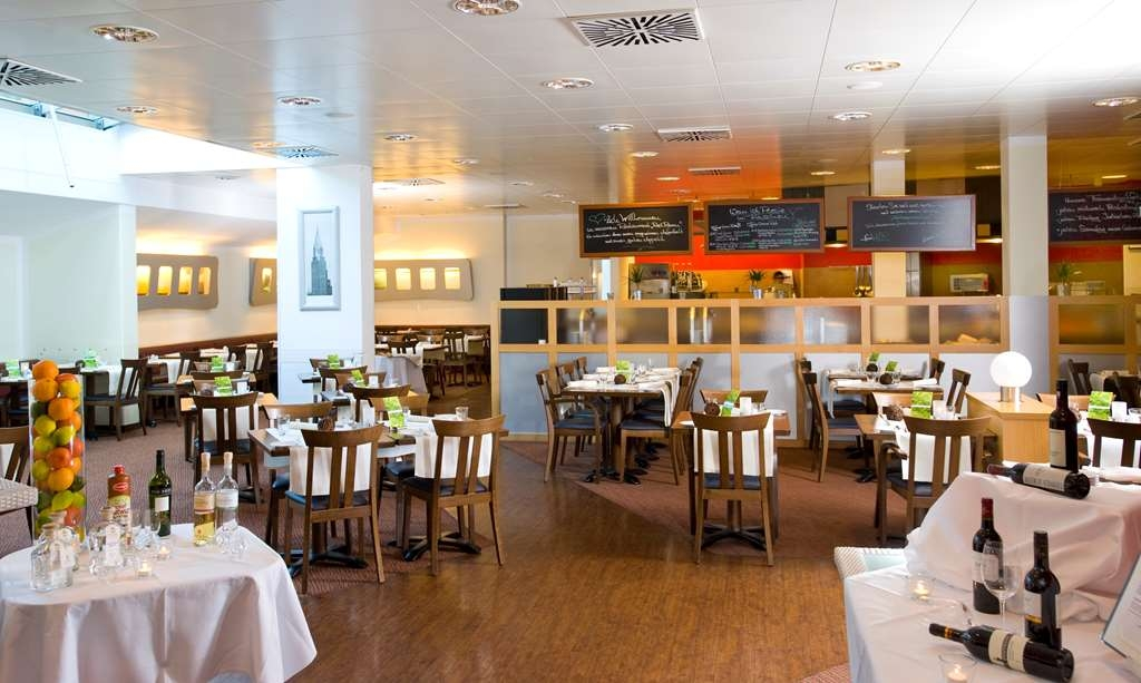 Best Western Hotel Muenchen Airport - Dining Area