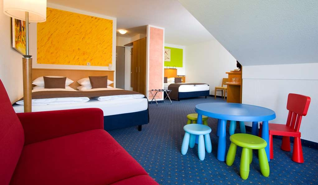 Best Western Hotel Muenchen Airport - Family Guest Room
