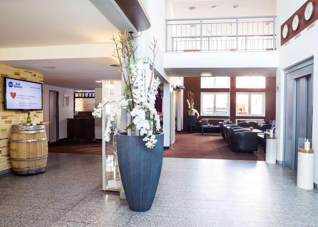 Best Western Hotel Muenchen Airport - Hall