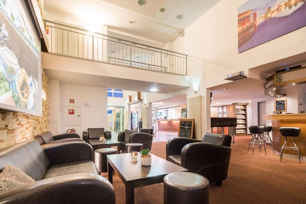 Best Western Hotel Muenchen Airport - Vue du lobby