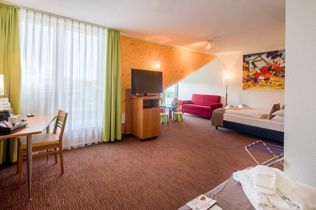 Best Western Hotel Muenchen Airport - Chambres / Logements