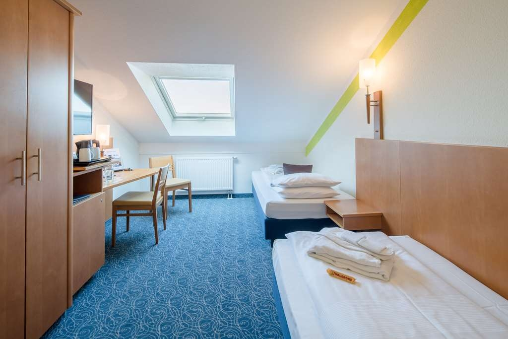 Best Western Hotel Muenchen Airport - guest room