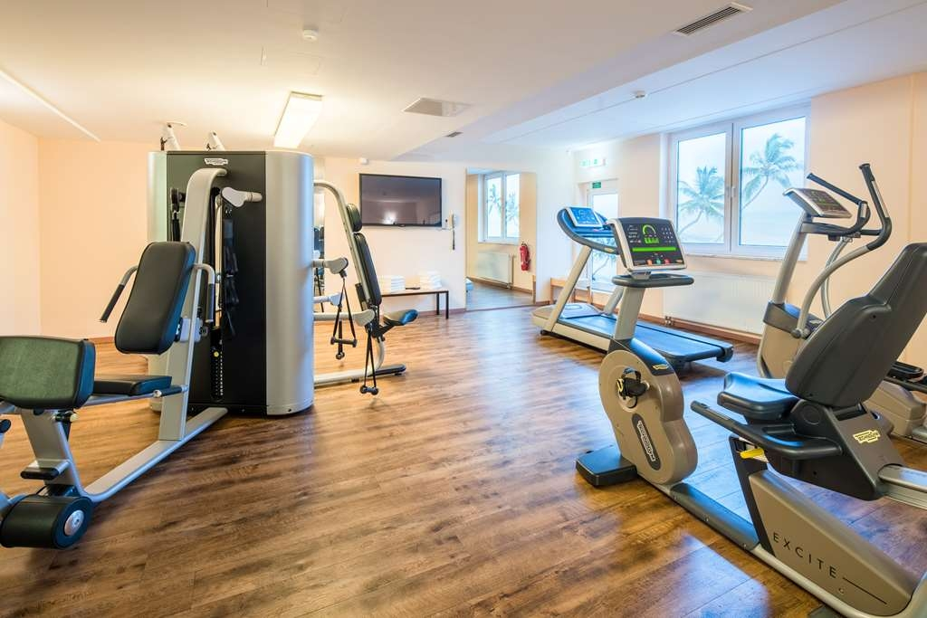 Best Western Hotel Muenchen Airport - Fitness Center