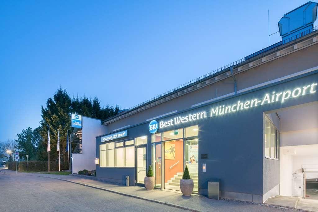 Best Western Hotel Muenchen Airport - Außenansicht