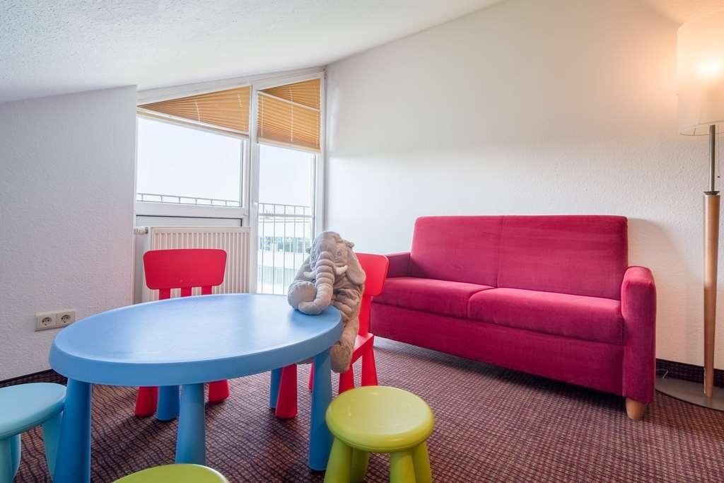 Best Western Hotel Muenchen Airport - Gästezimmer/ Unterkünfte