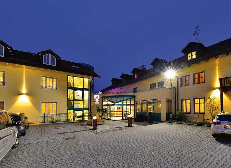 Best Western Plus Hotel Erb - Vue extérieure