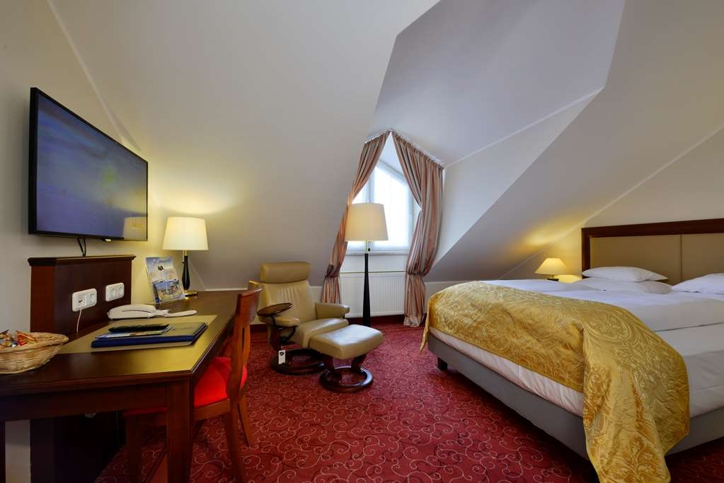 Best Western Plus Hotel Erb - Comfort Double Room