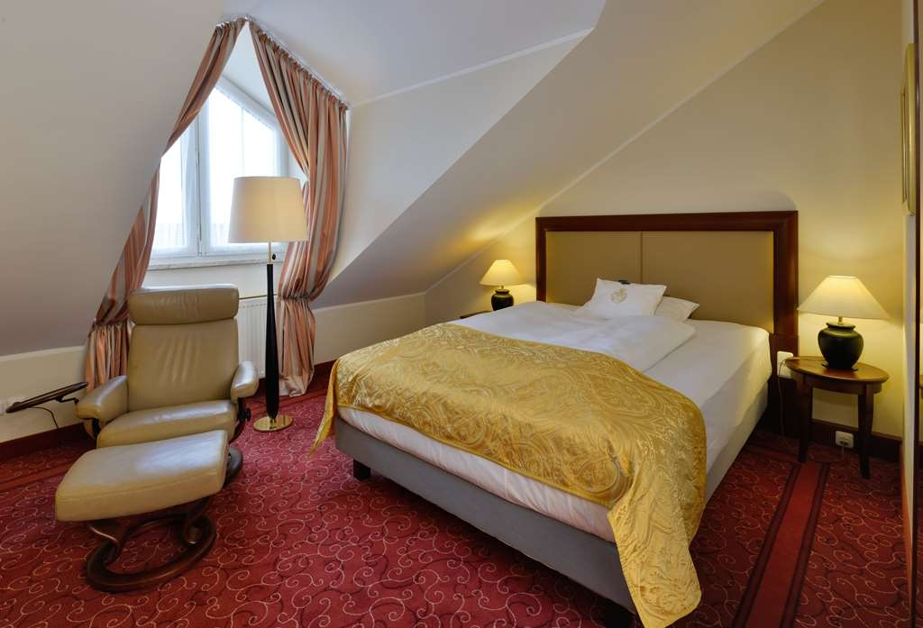 Best Western Plus Hotel Erb - Comfort Single Room