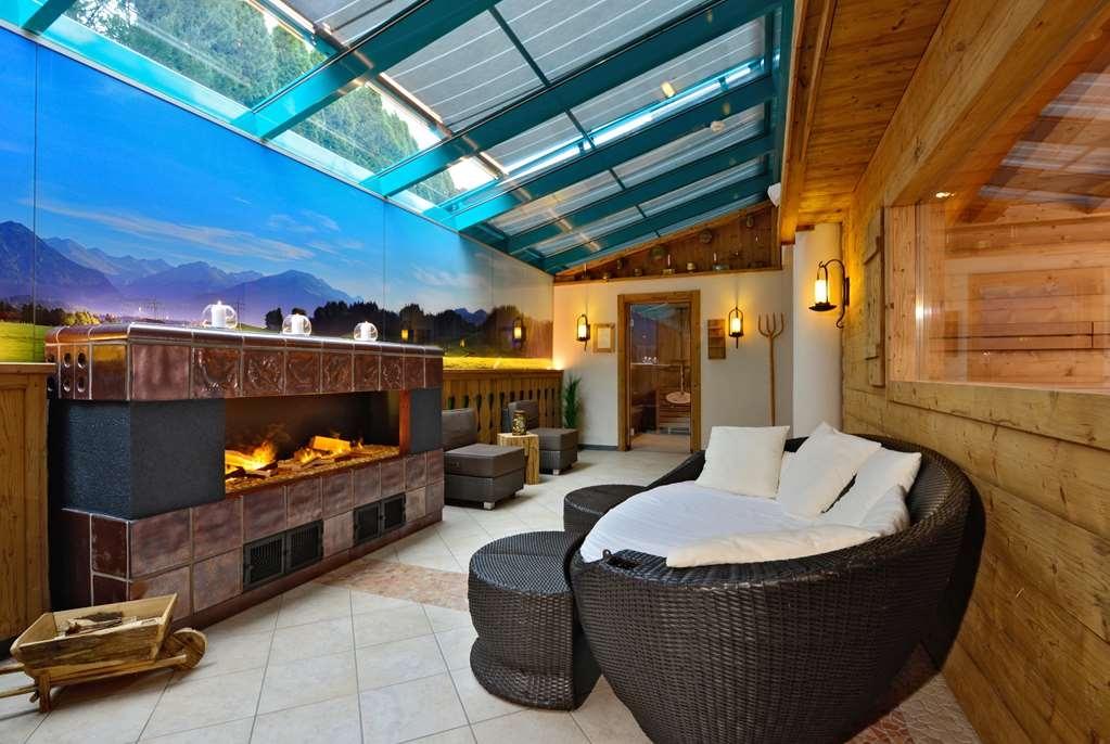 Best Western Plus Hotel Erb - Centro benessere