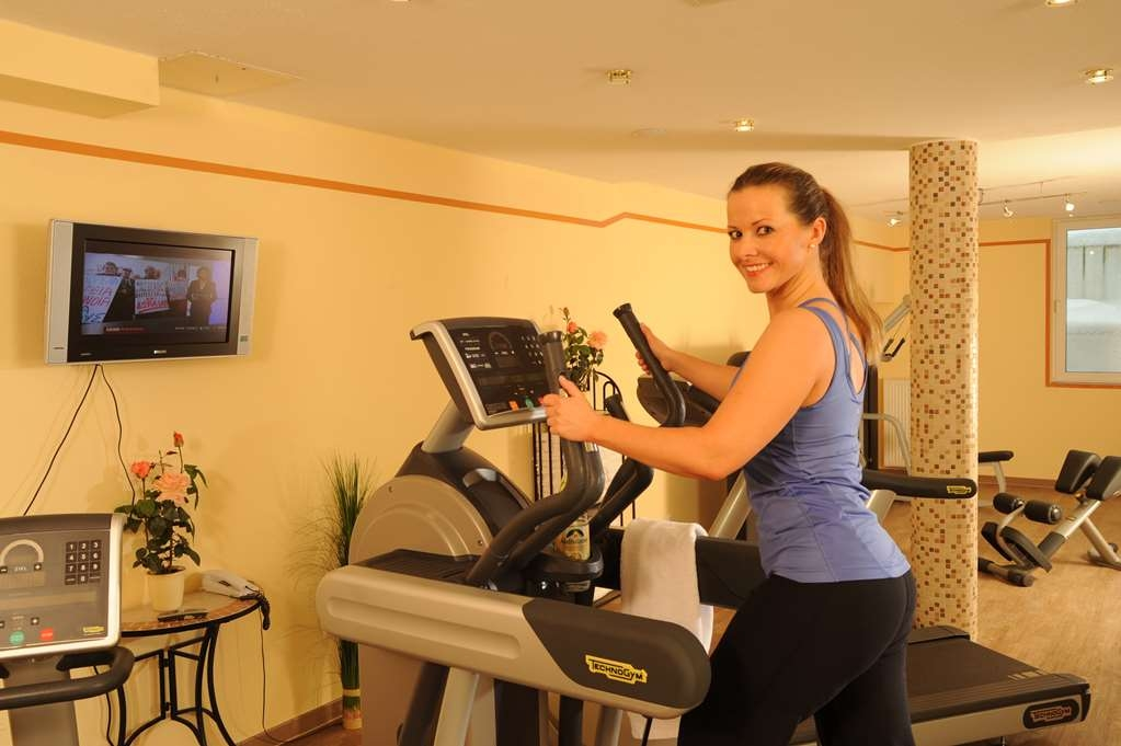 Best Western Plus Hotel Erb - Gym