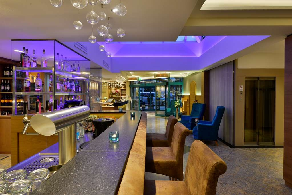 Best Western Plus Hotel Erb - Bar/Lounge