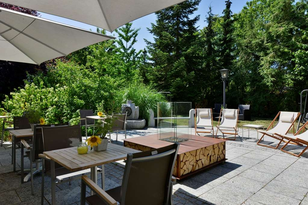 Best Western Plus Hotel Erb - Terrace