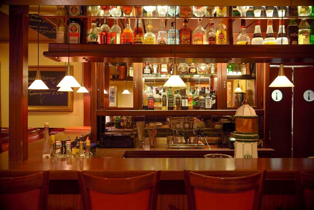 Best Western Hotel Hamburg International - Bar/Salón