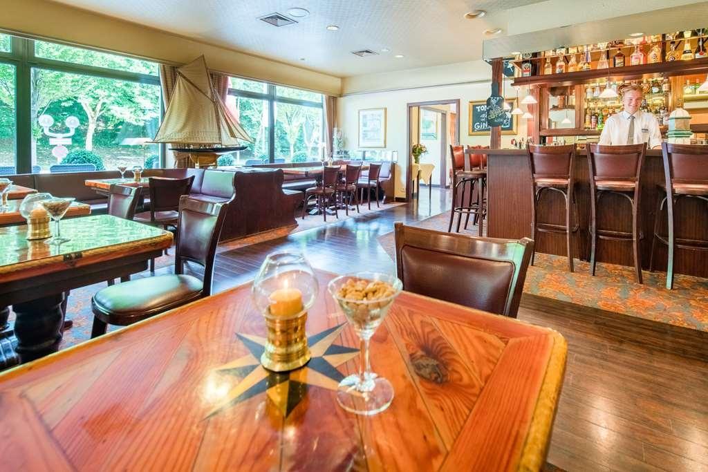 Best Western Hotel Hamburg International - Bar/Lounge