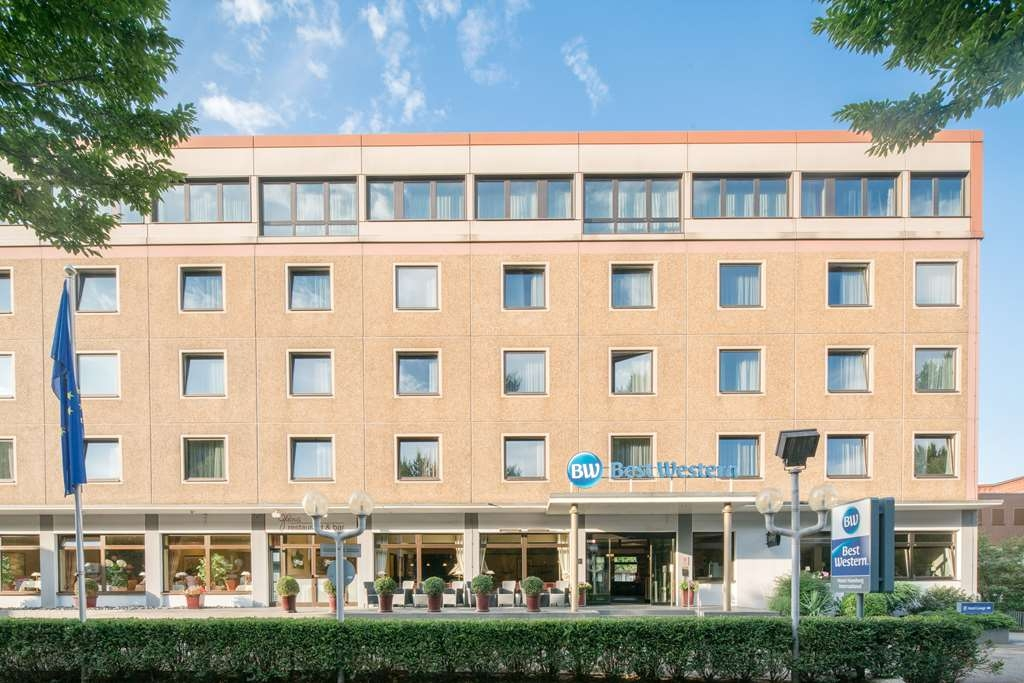 Best Western Hotel Hamburg International - Façade
