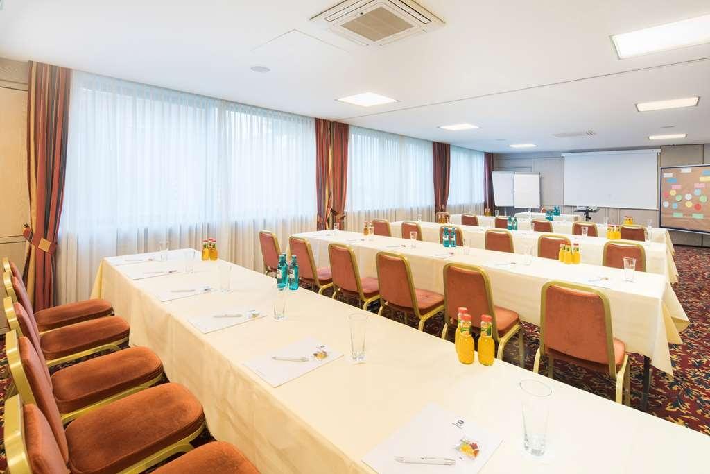 Best Western Hotel Hamburg International - Besprechungszimmer
