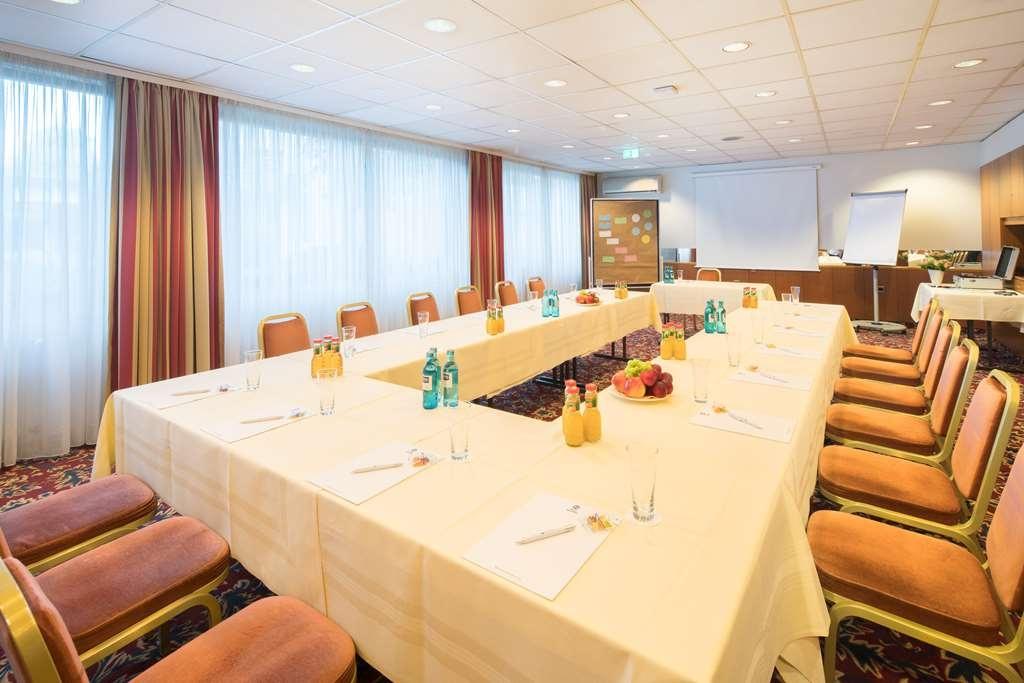 Best Western Hotel Hamburg International - Salle de réunion