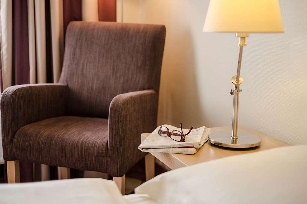 Best Western Hotel Hamburg International - habitación de huéspedes-amenidad