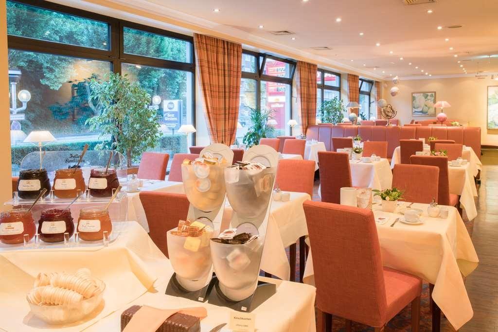 Best Western Hotel Hamburg International - Restaurant / Gastronomie