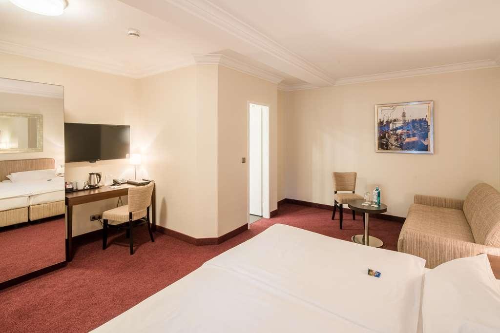 Best Western Hotel Hamburg International - Gästezimmer/ Unterkünfte