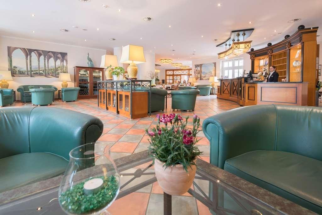 Best Western Wein-und Parkhotel Nierstein - Lobby