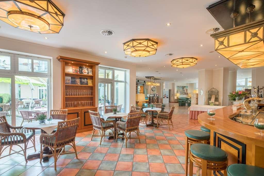 Best Western Wein-und Parkhotel Nierstein - Vue du lobby