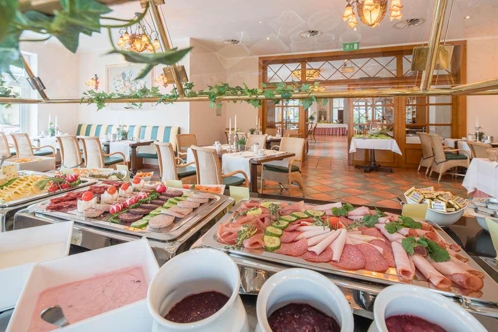Best Western Wein-und Parkhotel Nierstein - Breakfast