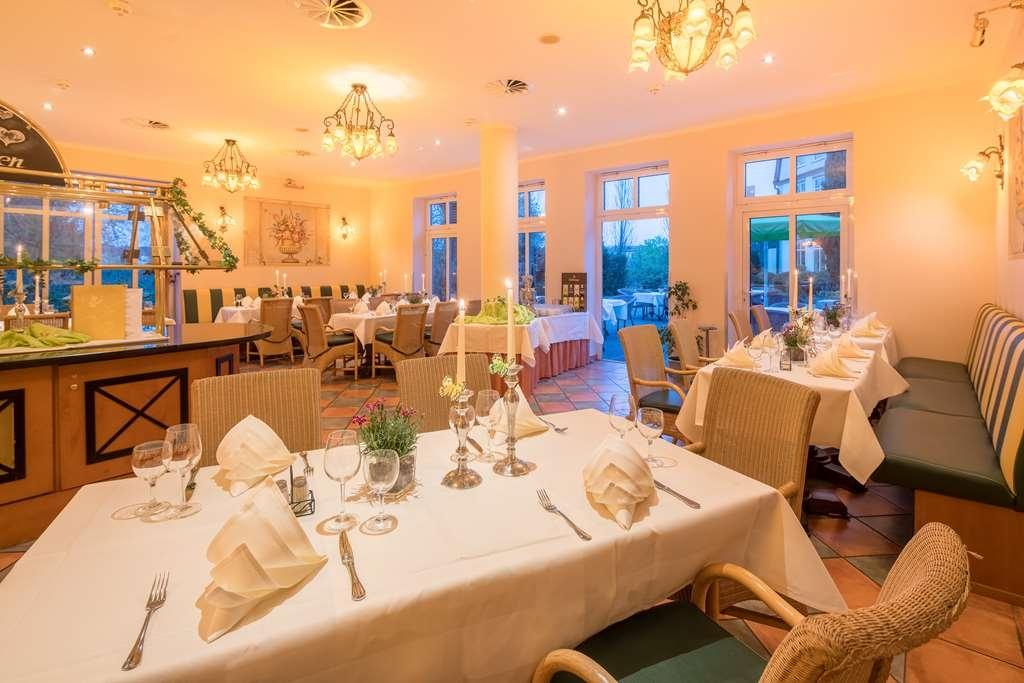Best Western Wein-und Parkhotel Nierstein - Restaurant / Etablissement gastronomique