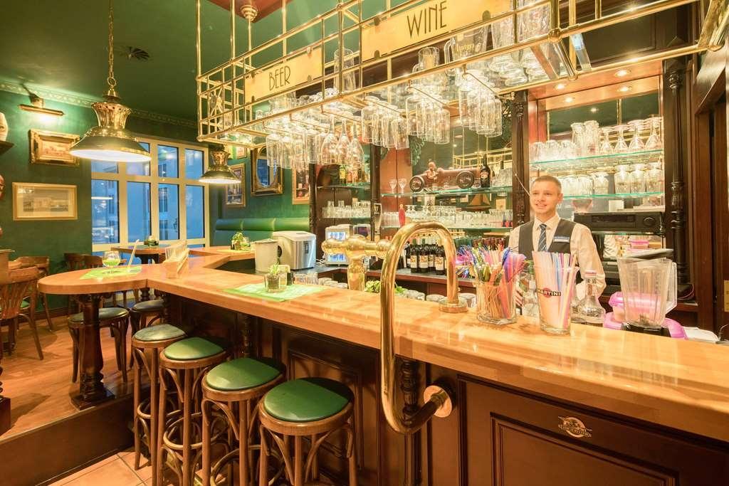 Best Western Wein-und Parkhotel Nierstein - Bar / Lounge