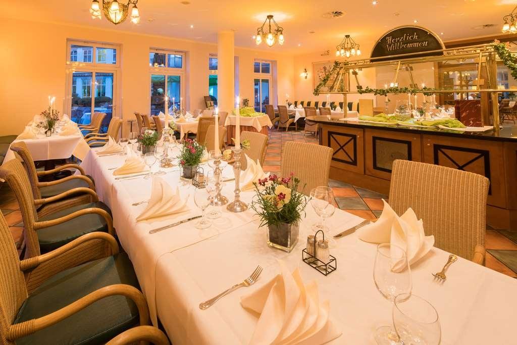 Best Western Wein-und Parkhotel Nierstein - Restaurant