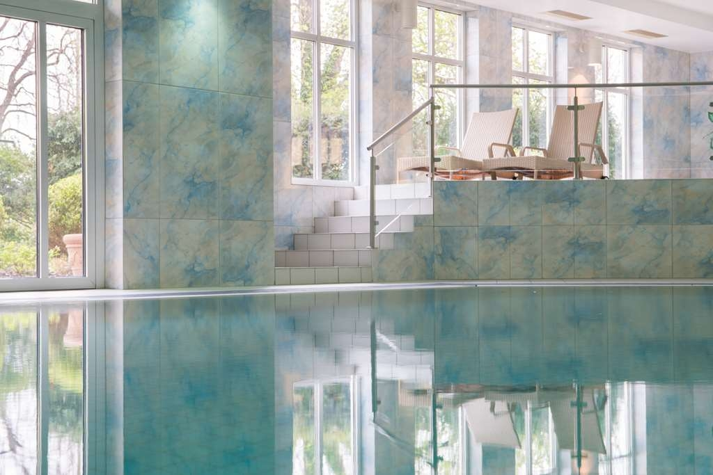 Best Western Wein-und Parkhotel Nierstein - Vue de la piscine