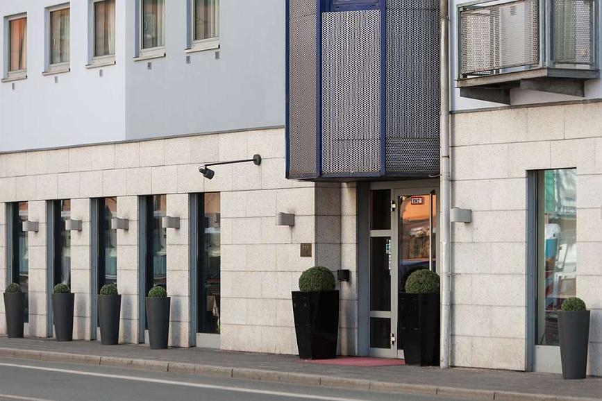 Best Western Hotel Nuernberg am Hauptbahnhof - Area esterna