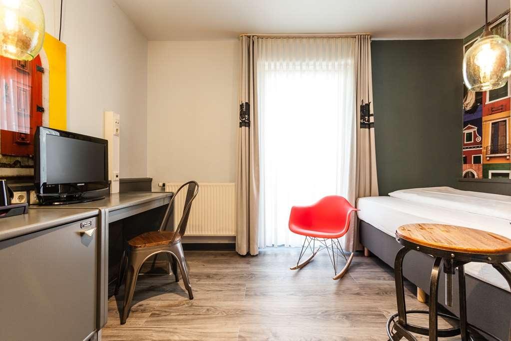 Best Western Hotel Nuernberg am Hauptbahnhof - Chambres / Logements