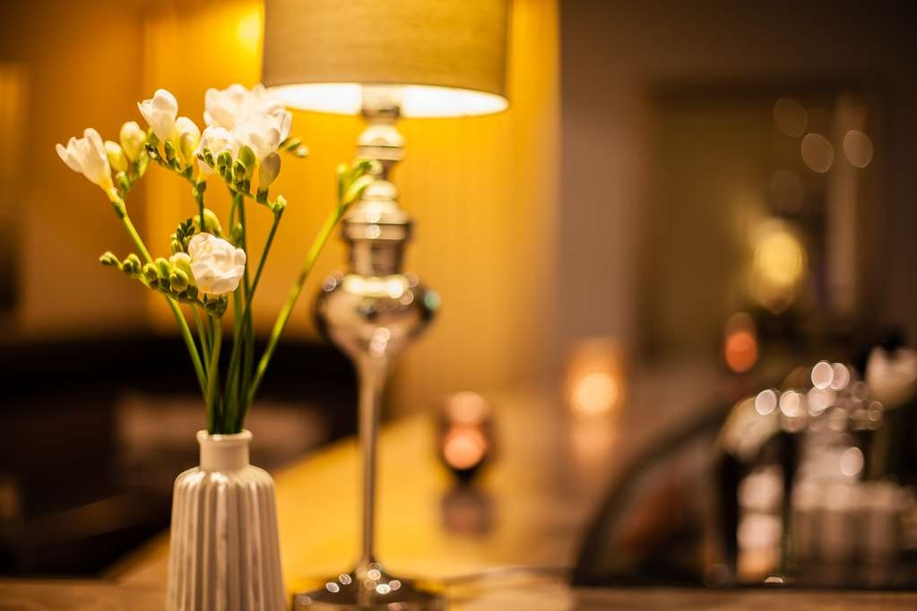 Best Western Hotel Nuernberg am Hauptbahnhof - Vue du lobby