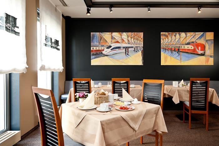 Best Western Hotel Nuernberg am Hauptbahnhof - Dining
