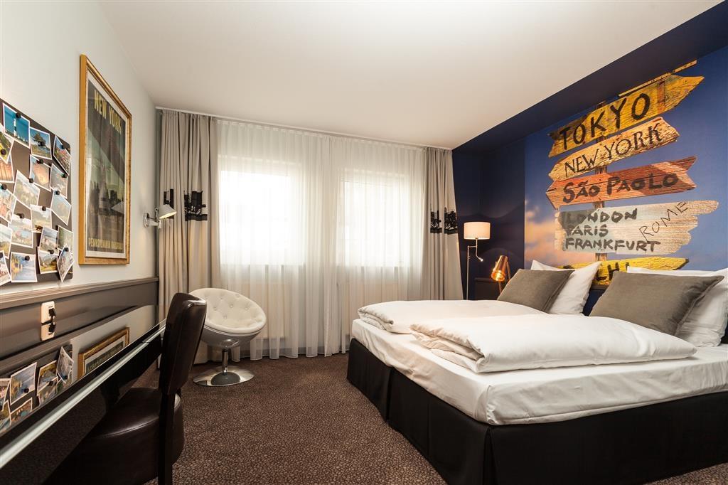 Best Western Hotel Nuernberg am Hauptbahnhof - Guest Room