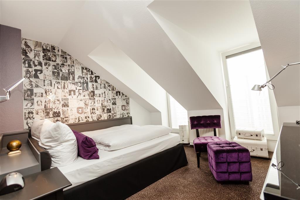 Best Western Hotel Nuernberg am Hauptbahnhof - Gästezimmer