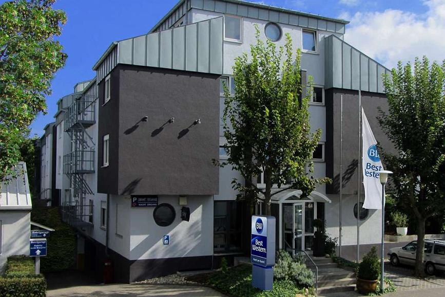 Best Western Hotel Am Kastell - Area esterna