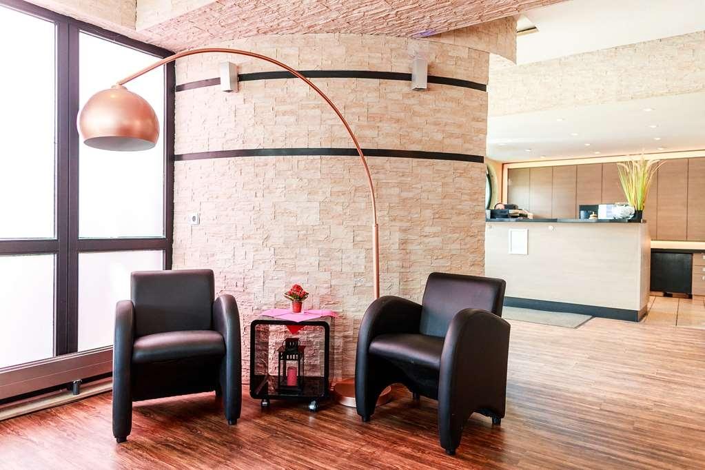 Best Western Hotel Am Kastell - Lobbyansicht