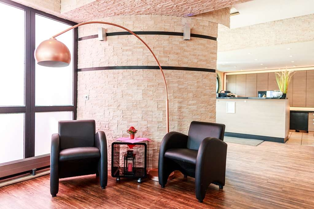 Best Western Hotel Am Kastell - Lobby