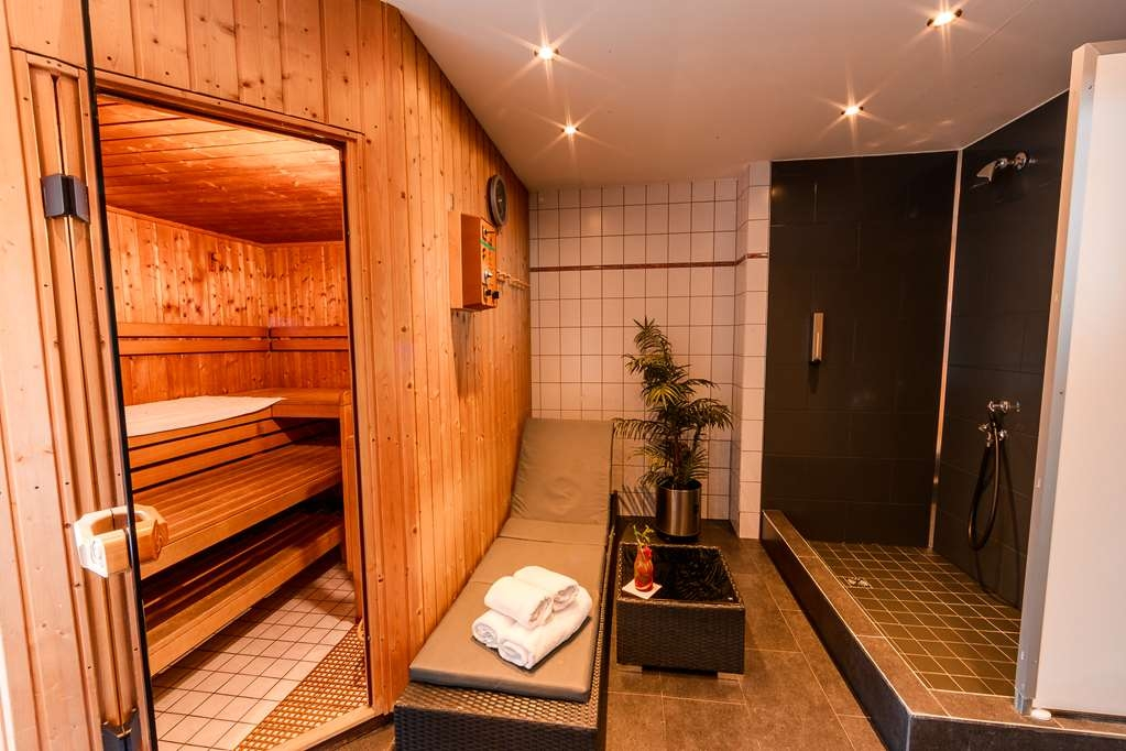 Best Western Hotel Am Kastell - Spa