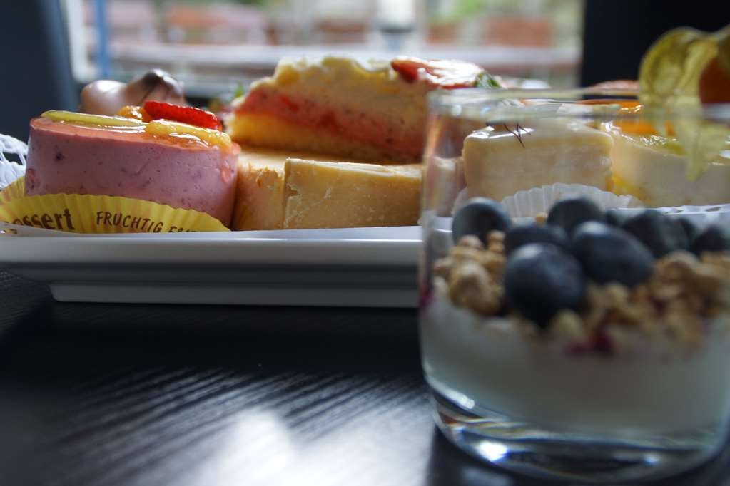 Best Western Hotel Am Kastell - Restaurant / Gastronomie