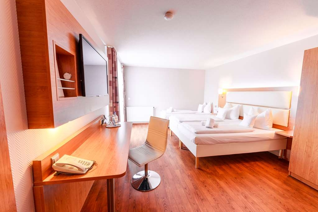 Best Western Hotel Am Kastell - Chambres / Logements