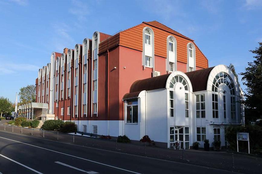 Best Western Hotel Rosenau - Aussenansicht