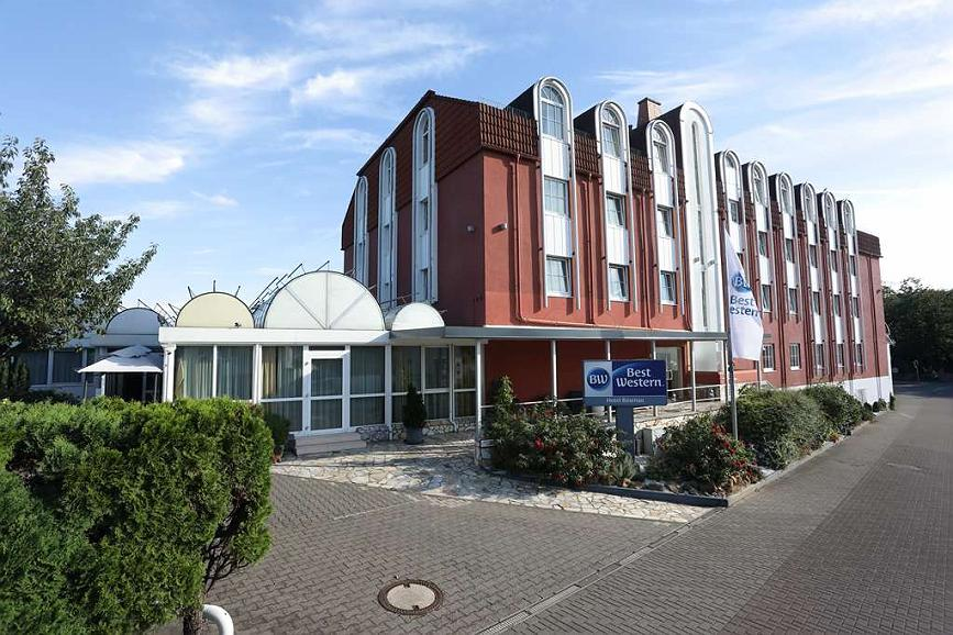 Best Western Hotel Rosenau - Area esterna