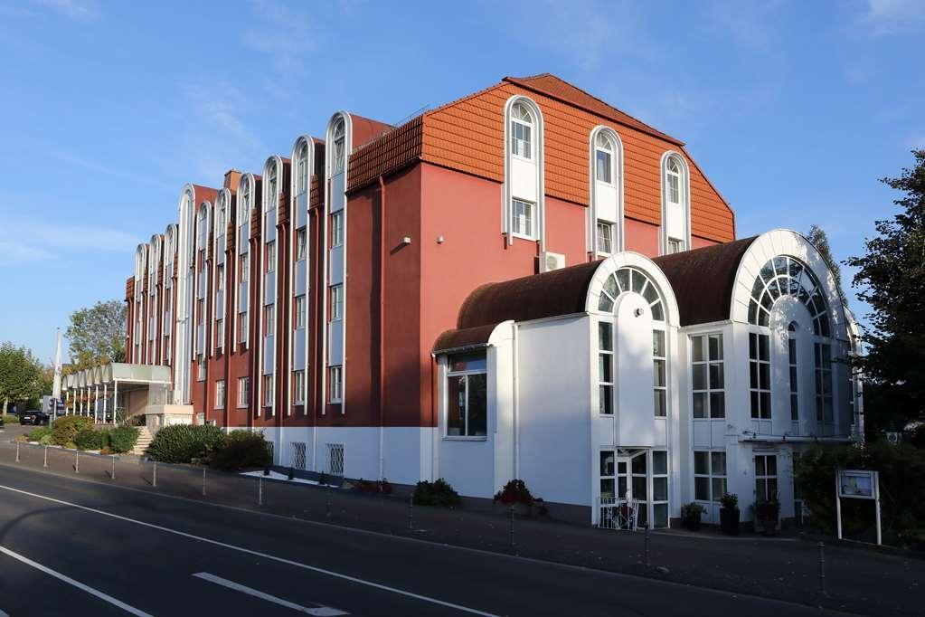 Best Western Hotel Rosenau - Façade