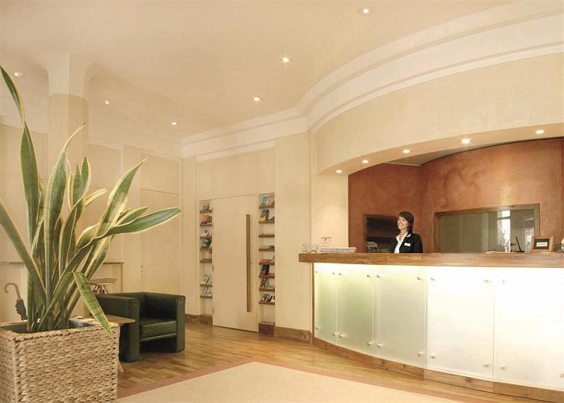 Best Western Hotel Bremen City - Vista del vestíbulo