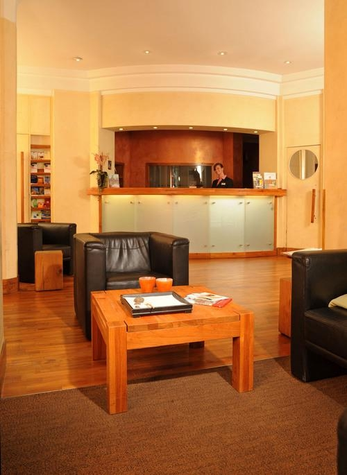 Best Western Hotel Bremen City - Hall dell'hotel