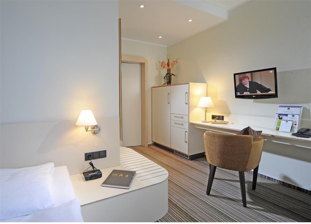 Best Western Hotel Bremen City - Habitación
